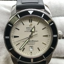 Breitling Superocean Heritage 46 Steel 46mm Silver United States of America, New York, New York