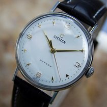 Citizen Steel 33mm Manual winding pre-owned United States of America, California, Beverly Hills