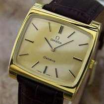Omega Genève Gold/Steel 36mm United States of America, California, Beverly Hills