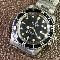 Rolex Submariner (No Date) 5513 Naar behoren Staal 40mm Automatisch