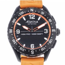 Alpina Alpiner 45mm Черный