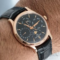 Jaeger-LeCoultre Master Control 140.2.80.S Very good Rose gold 37mm Automatic United Kingdom, London