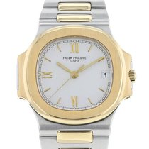 Patek Philippe Gold/Steel Automatic 3800 pre-owned