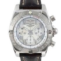 Breitling Chronomat 44 Acero 44mm Madreperla