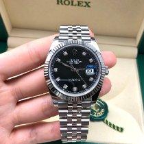 Rolex 126334 Witgoud 2021 Datejust 41mm nieuw