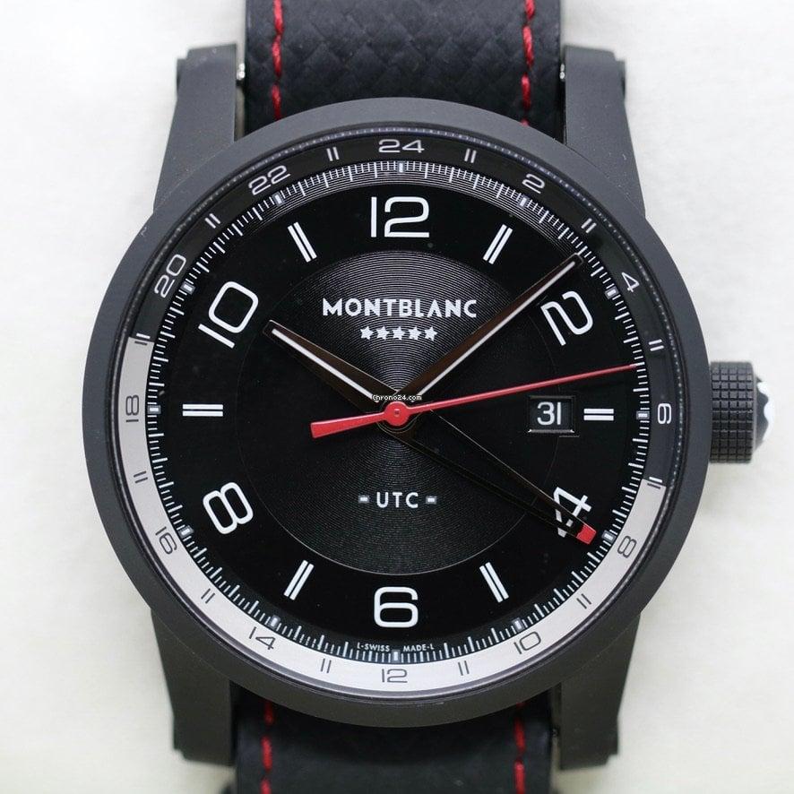 Montblanc Timewalker 115360 2020 usado