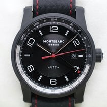 Montblanc Timewalker Otel 42mm Negru
