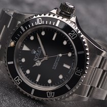 Rolex Steel 40mm Automatic 14060 pre-owned