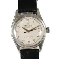 Rolex Stahl Silber