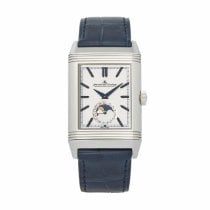 Jaeger-LeCoultre Reverso Duoface Steel 49.4mm Silver United States of America, Texas, Plano