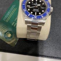 Rolex Submariner Date 126619LB-0003 Novo Bjelo zlato 41mm Automatika