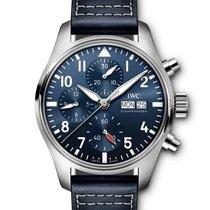 IWC Pilot Chronograph IW388101 Odlično Zeljezo 41mm Automatika