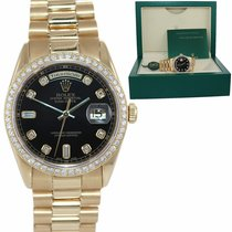 Rolex Yellow gold 36mm pre-owned United States of America, New York, Huntington