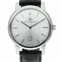 Martin Braun pre-owned Automatic 41mm Silver