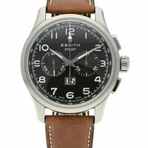 Zenith El Primero Big Date Special new Automatic Chronograph Watch with original box 03.2410.4010/21.C722