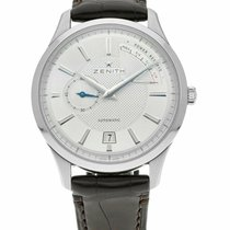 Zenith Captain Power Reserve new Automatic Watch with original box 03.2120.685/02.C498