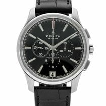 Zenith Captain Chronograph new Automatic Chronograph Watch with original box 03.2110.400/22.C493