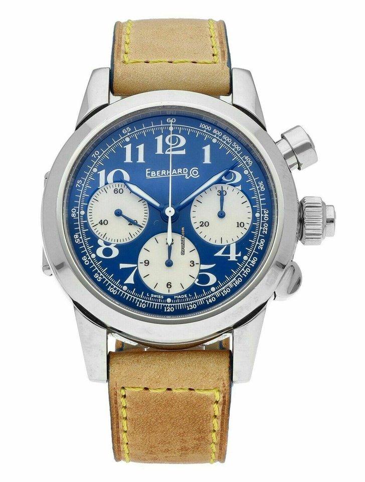 Eberhard & Co. Tazio Nuvolari 31045.4 new