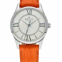 Zenith Elite Ultra Thin new Automatic Watch with original box 03.2310.679/38.C714