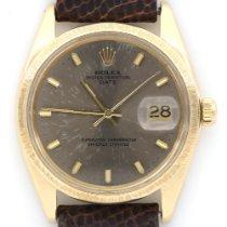Rolex Oyster Perpetual Date 1511 Buono Oro/Acciaio 34mm Automatico Italia, Napoli