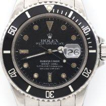 Rolex Submariner Date 16610 Buono Acciaio 40mm Automatico Italia, Napoli