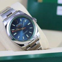 Rolex Milgauss Acier 40mm Bleu Sans chiffres France, Cannes