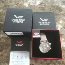 Vostok pre-owned Automatic 43mm Mineral Glass 5 ATM