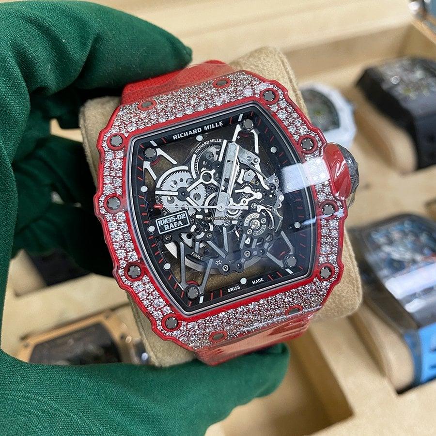 Richard Mille RM 035 RM35-02 neu