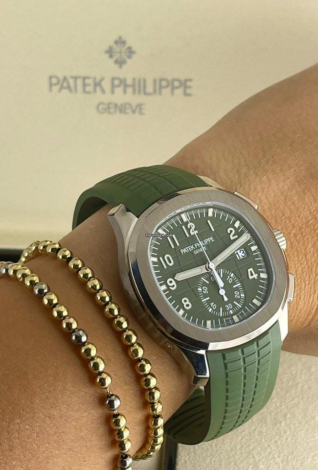 Patek Philippe Aquanaut 5968G-010 2021 new