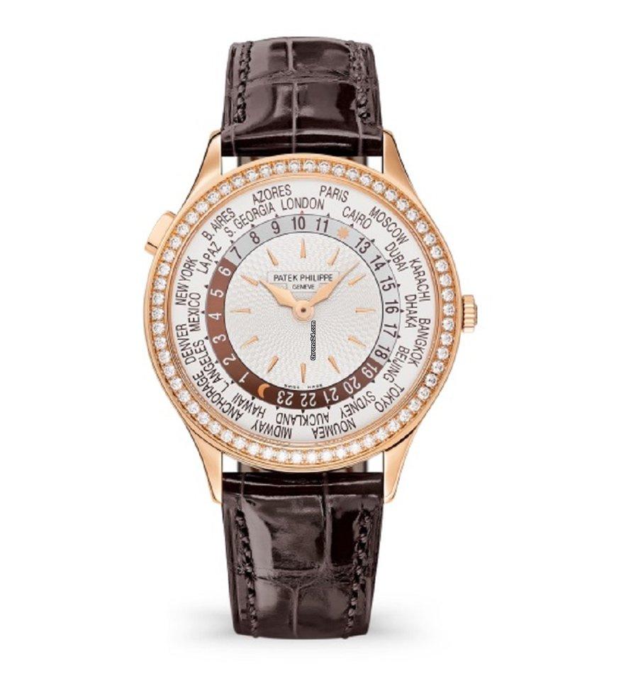 Patek Philippe World Time 7130R-013 new