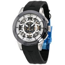 Perrelet Steel 43.5mm Automatic A1056/1 new United States of America, New York, Greenvale