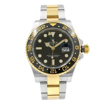 Rolex GMT-Master II Steel 40mm Black United States of America, New York, NYC