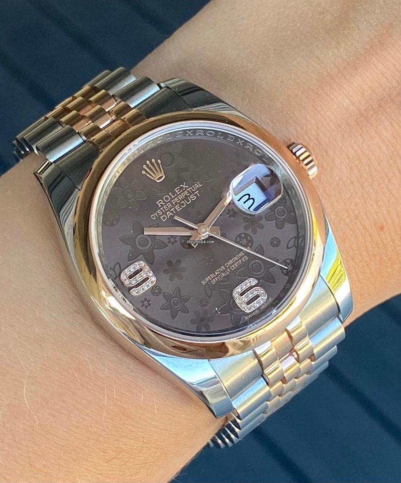 Rolex Datejust 116201 2021 new
