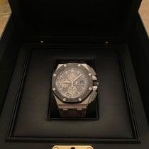 Audemars Piguet new Automatic 44mm Titanium Sapphire crystal
