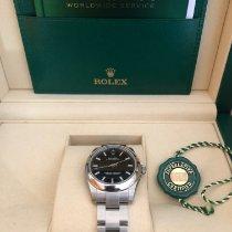 Rolex nuevo Automático 28mm Acero Cristal de zafiro