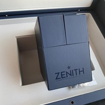 Zenith Steel 41mm Automatic 03.3100.3600/69.M3100 new