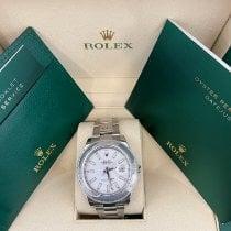Rolex 116300 Сталь 2018 Datejust II 41mm новые