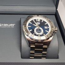 TAG Heuer Formula 1 Calibre 6 Steel Blue United States of America, Florida, West Palm Beach