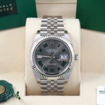 Rolex Datejust Steel 41mm Grey No numerals United States of America, California, Los Angeles