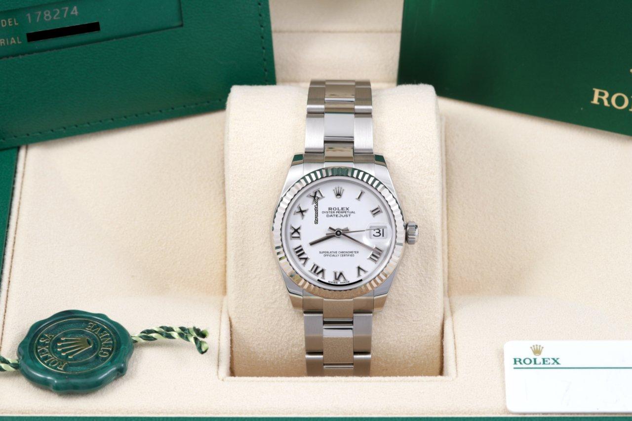 Rolex Lady-Datejust 178274 2021 new