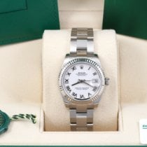 Rolex Lady-Datejust Steel 31mm White Roman numerals United States of America, California, Los Angeles