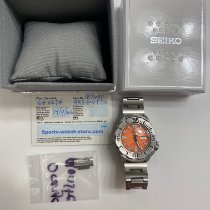 Seiko Monster Steel 42mm Orange No numerals United States of America, New Jersey, Upper Saddle River