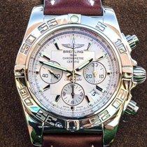 Breitling Chronomat 44 AB011012/G684 Sehr gut Stahl 44mm Automatik