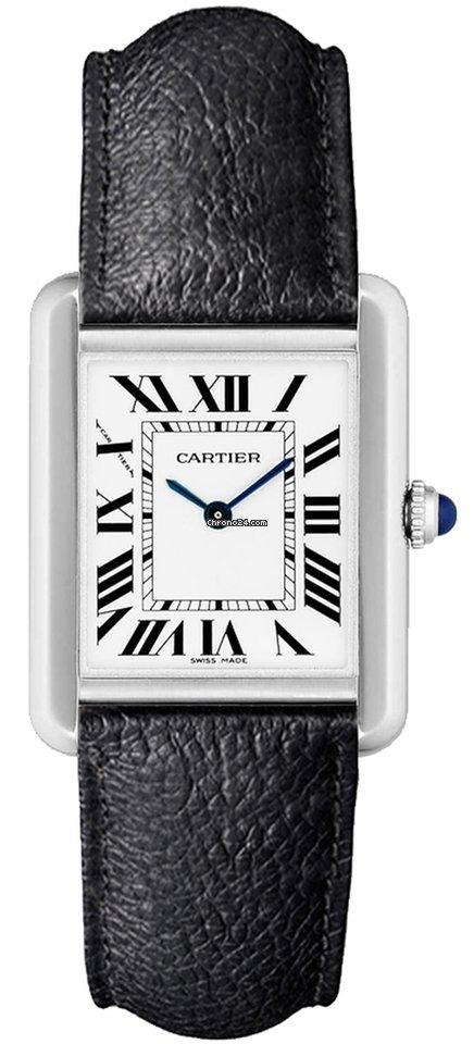 Cartier Tank Solo WSTA0030 new