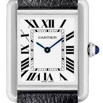 Cartier Tank Solo new Quartz Watch only WSTA0030