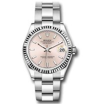 Rolex Lady-Datejust Gold/Steel 31mm Pink United States of America, Pennsylvania, Holland