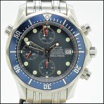 Omega Seamaster Diver 300 M Acero 41.5mm Azul Sin cifras España, BARCELONA