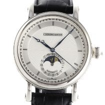 Chronoswiss new Automatic Quick Set 40mm Steel Sapphire crystal
