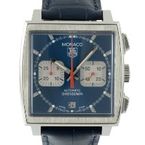 TAG Heuer Steel 38mm Automatic CW2113-0 pre-owned