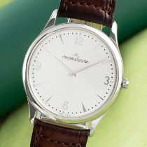 Jaeger-LeCoultre Master Ultra Thin 38 Steel 37.5mm Silver